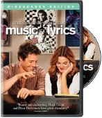 Music and Lyrics DVD