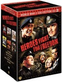 World War II Collection Vol. 2: Heroes Fight for Freedom