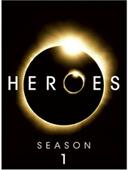 Heroes: Season 1 DVD