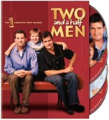wo and a Half Men: The Complete First Season