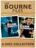 Bourne Files DVD Collection
