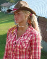 Photo: Anna Nicole Smith in Illegal Aliens from Edgewood Studios