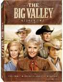 Big Valley Season 2 DVD