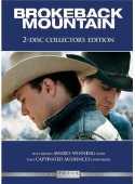 Brokeback Mountain Collector's Edition DVD