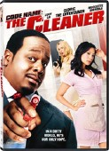 Code Name: The Cleaner DVD
