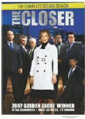 The Closer DVD
