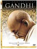 Gandhi 25th Anniversary DVD
