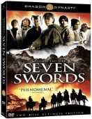 Seven Swords DVD