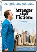 Stranger Than Fiction DVD